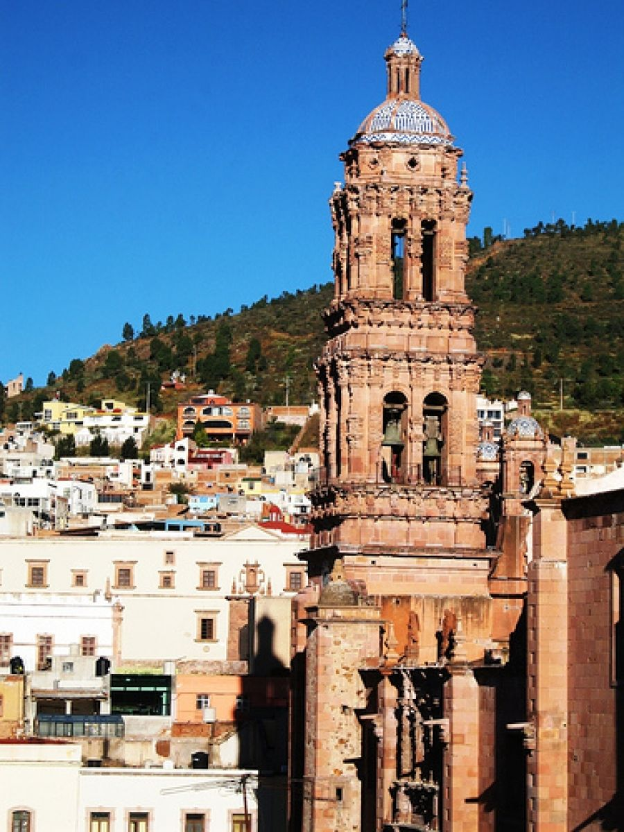 Pictures of zacatecas mexico