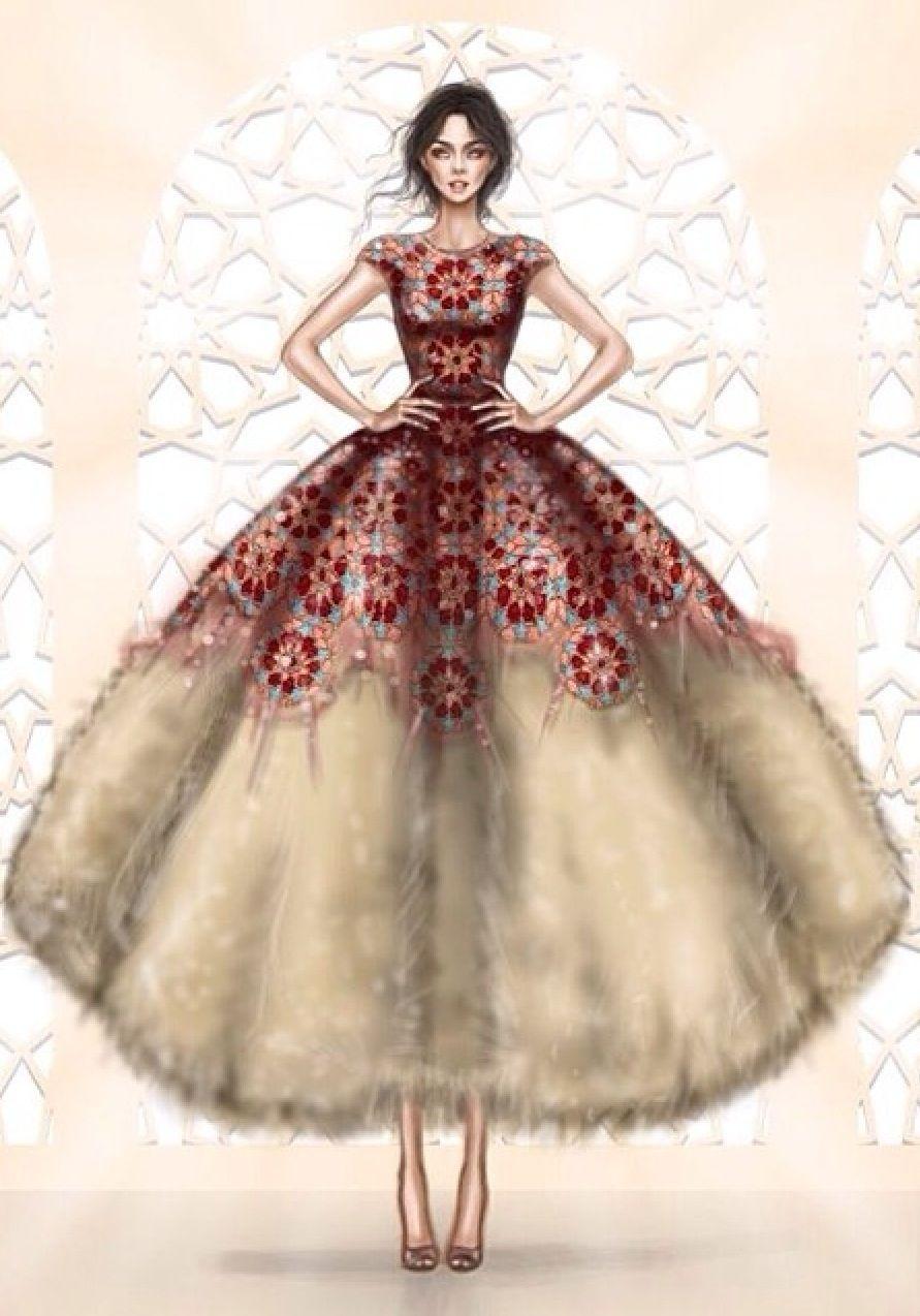 Making sketches fashion design ALTERED CARBON : Steve Moncur - VFX Supervisor