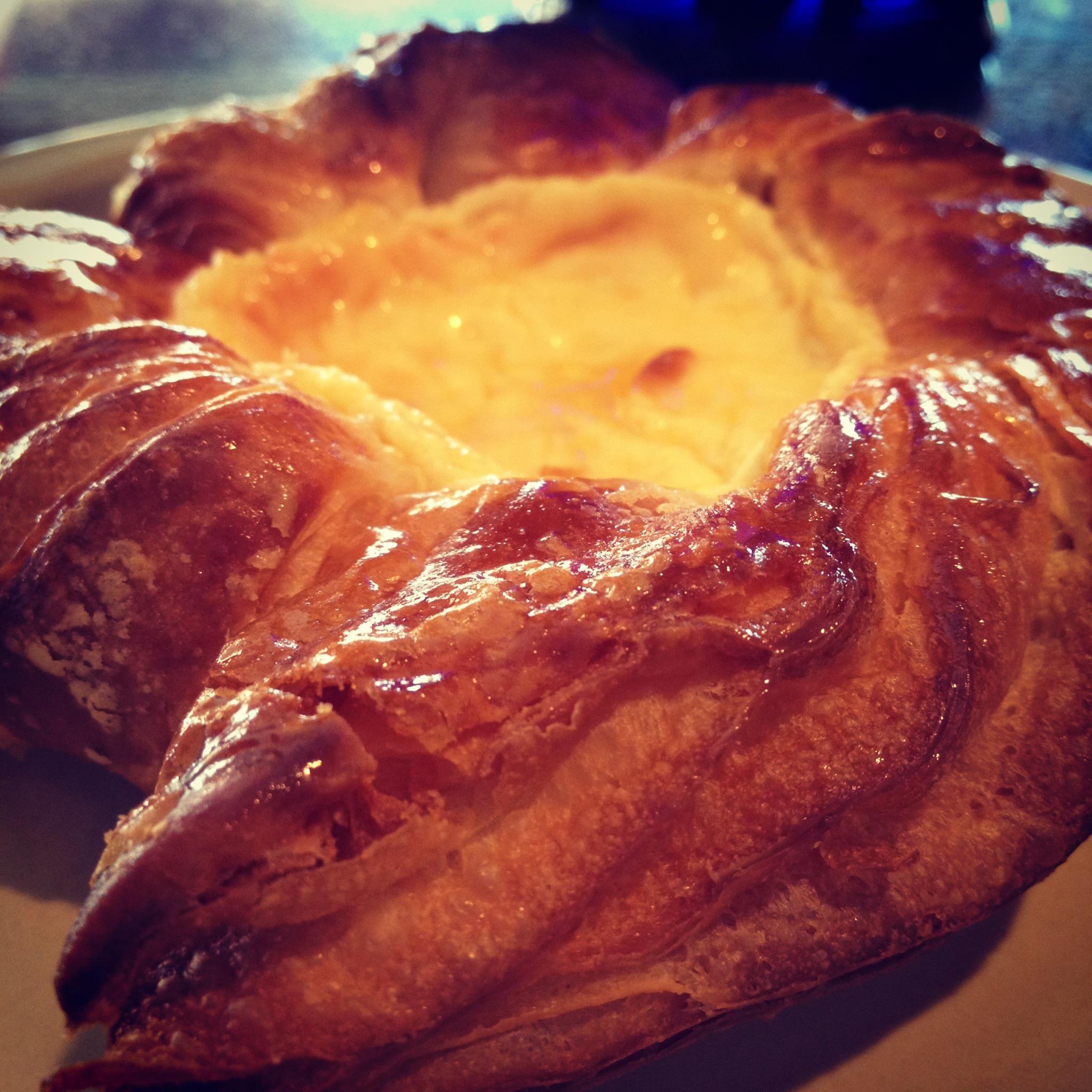 Cheese danish | Bread baking | Pinterest