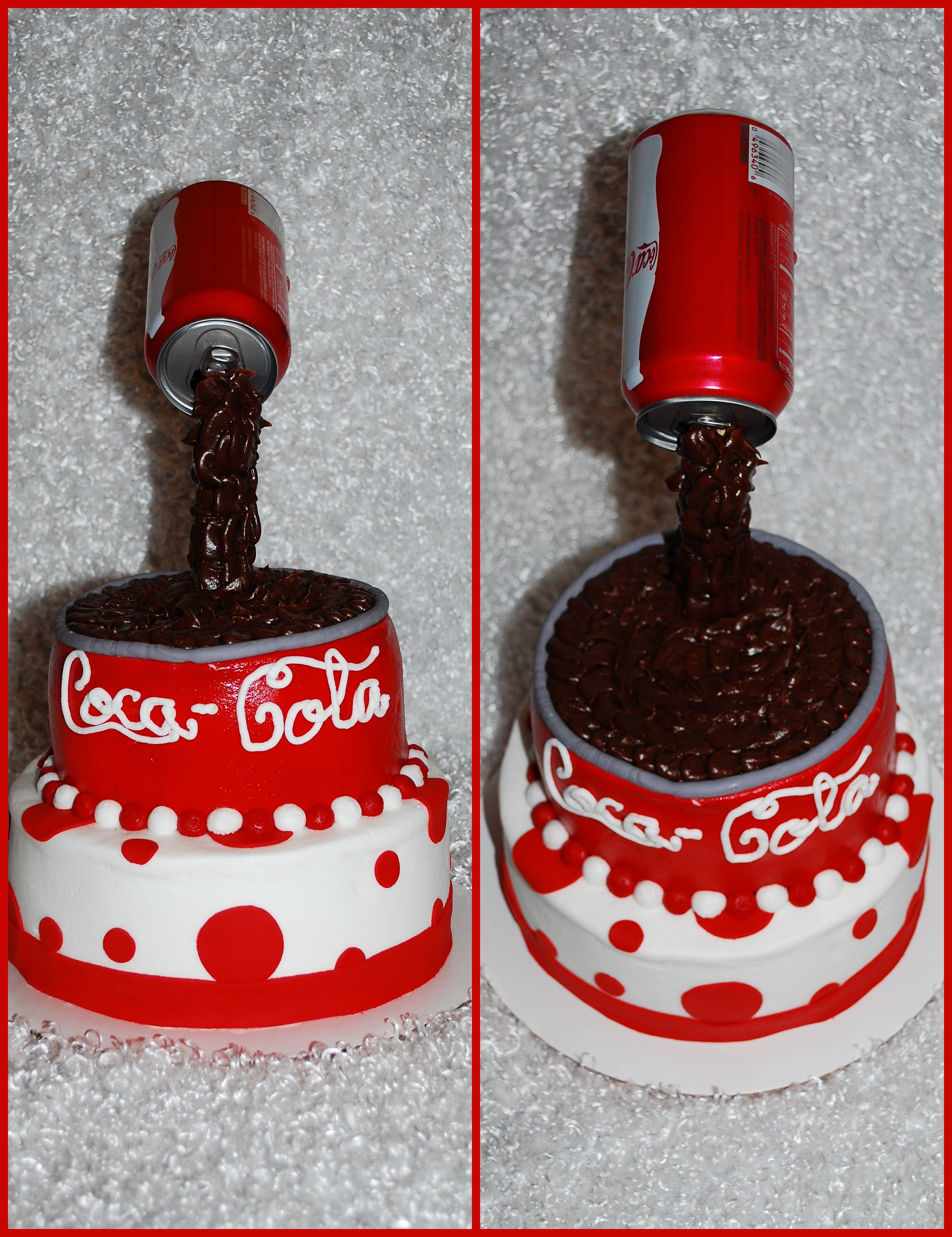 Coca Cola Cake | Baking. | Pinterest