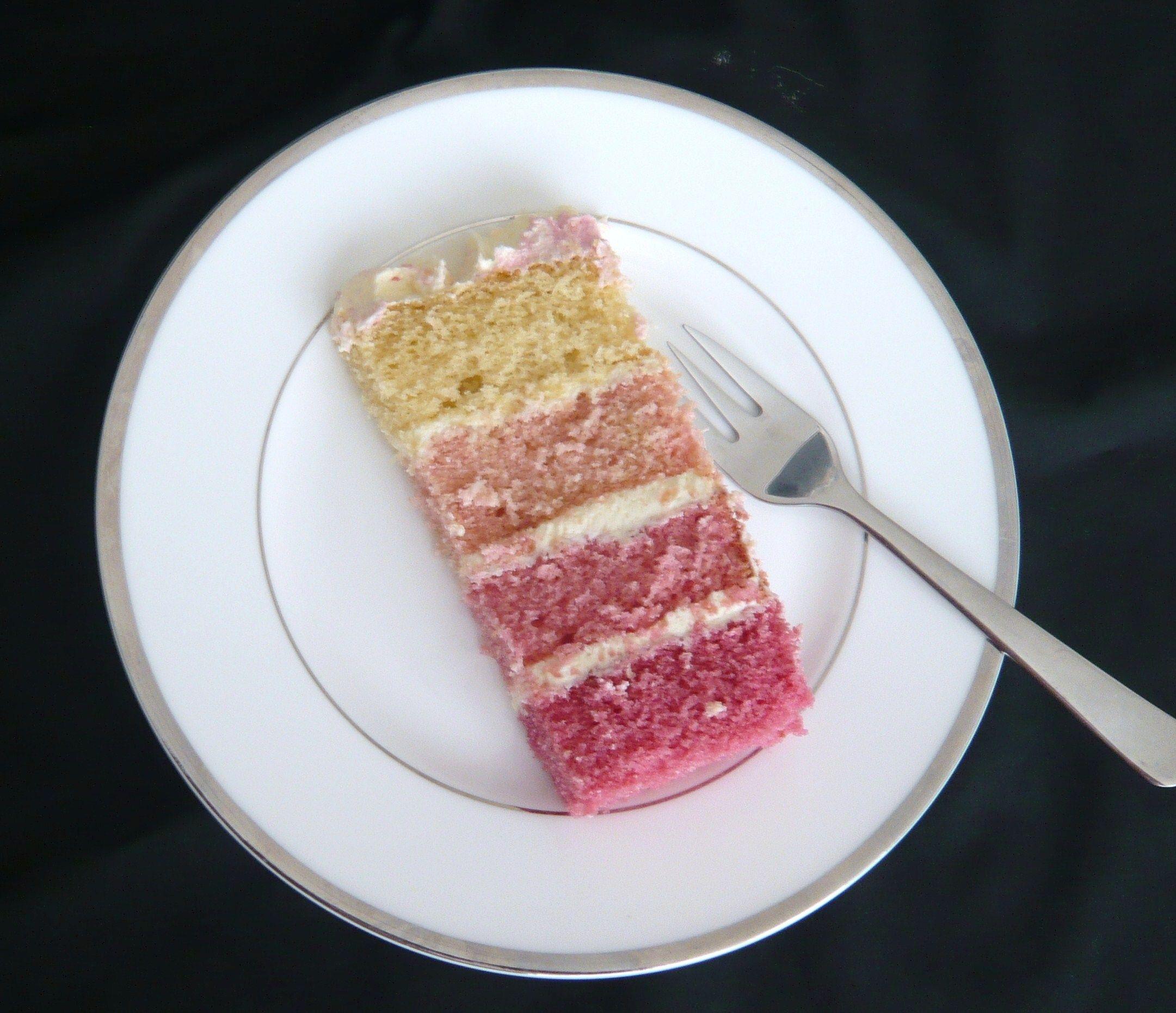 pink sponge cake recipe - Google Search | Pretty pink ...
