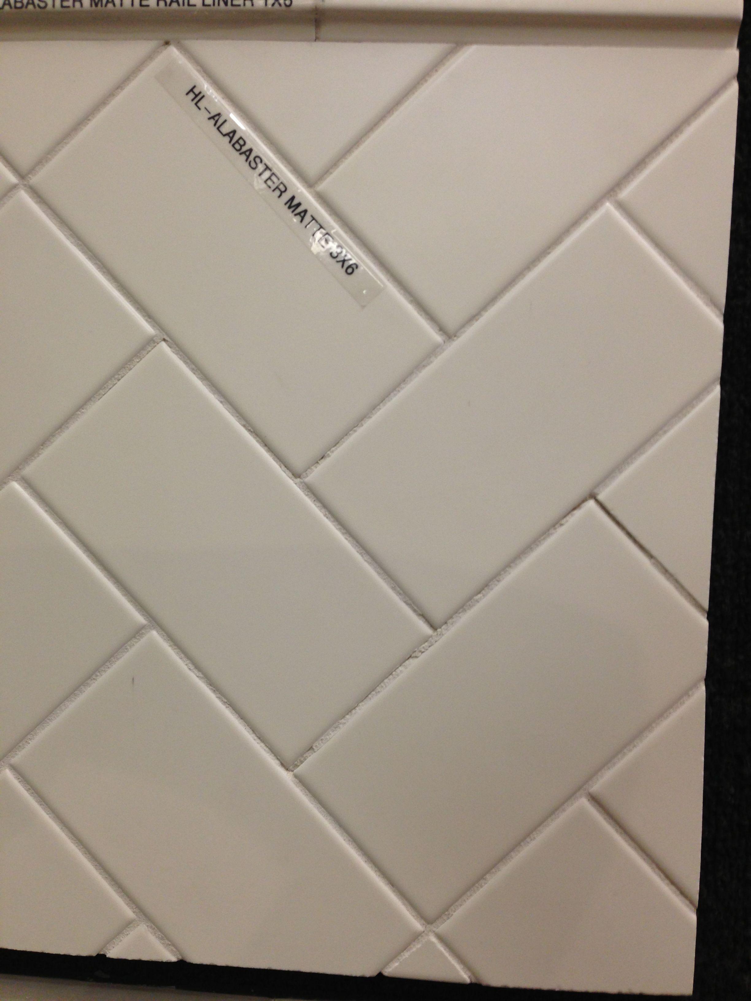 Herringbone subway tile pattern in that house that i for Subway tile patterns