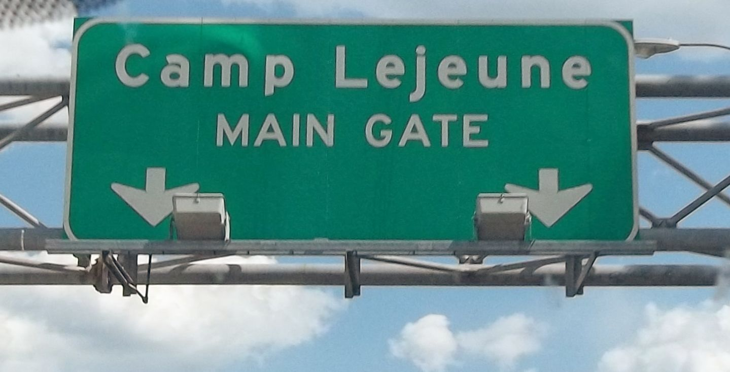 Camp lejeune the home of chesty puller military