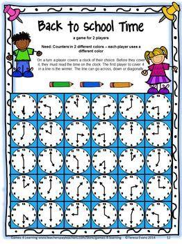 Grade 2 math worksheets games
