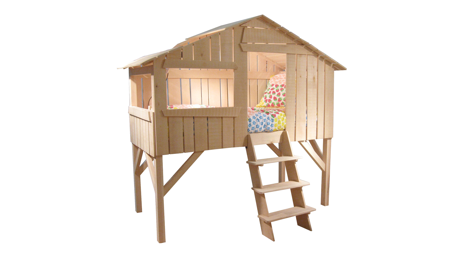 Tree house beds 28 images 25 treehouse bed designs for Treehouse toddler bed