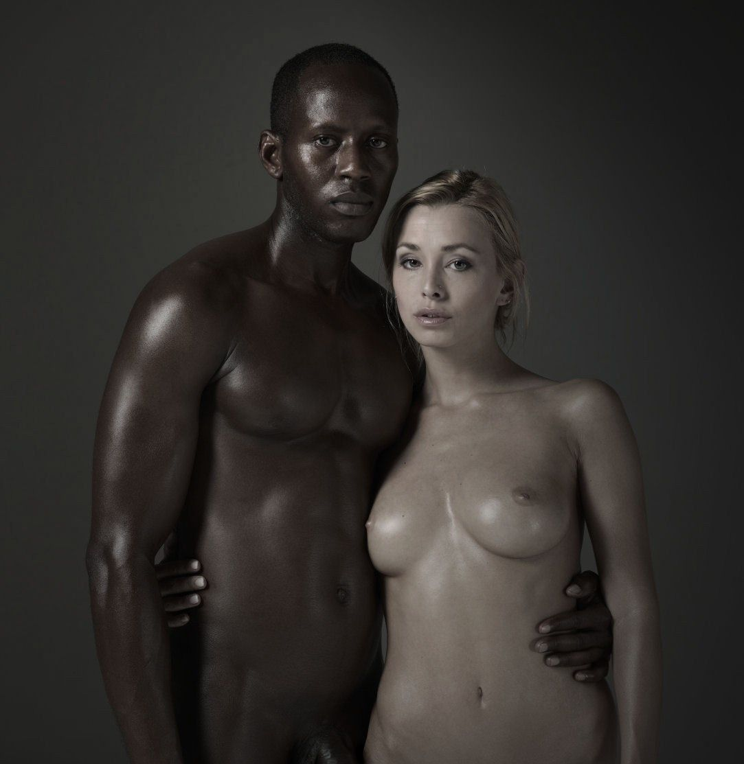 art interracial photography
