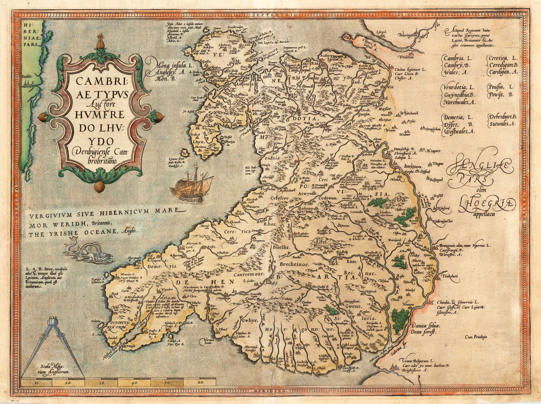 1700s in Wales