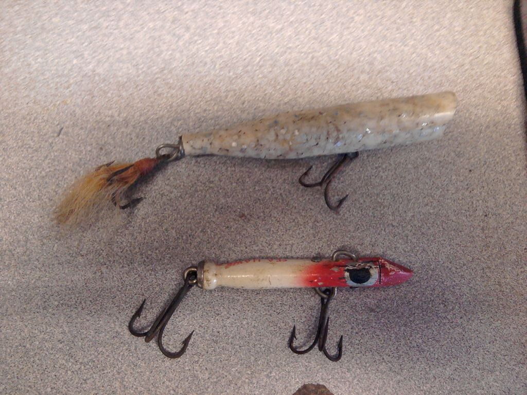Old Fishing Lures Stuff For Sale Pinterest