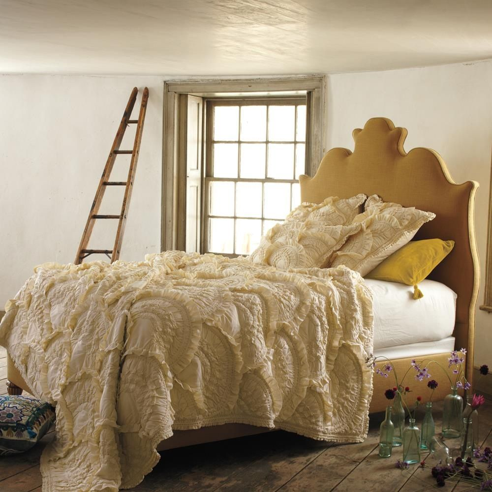 anthropologie bedding residency pinterest