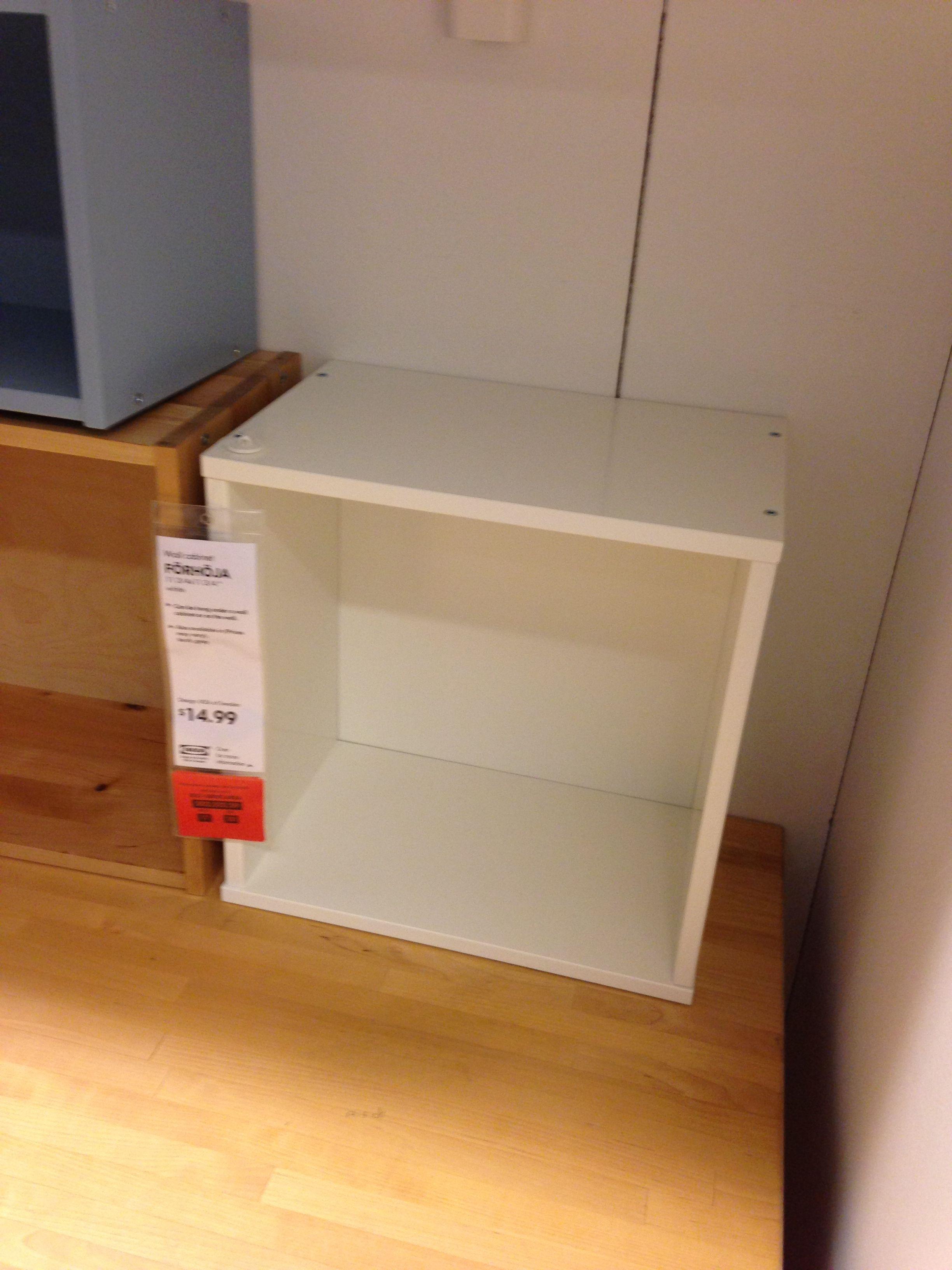 Ikea forhoja wall Cabinet  1 Decoración Niños  Pinterest