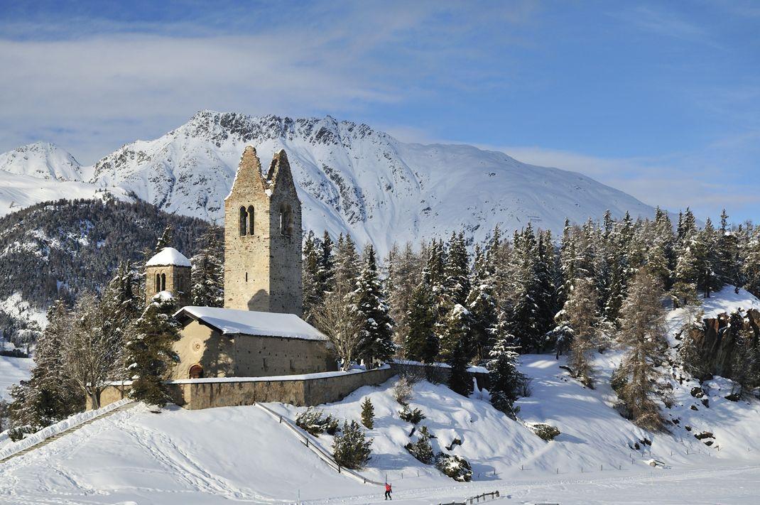 Celerina Switzerland  city images : Celerina, CH | Churches Switzerland 3 | Pinterest