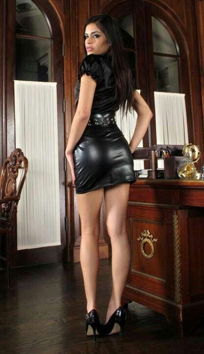Pin by Richard X on Short dresses, mini skirts, high heels ...
