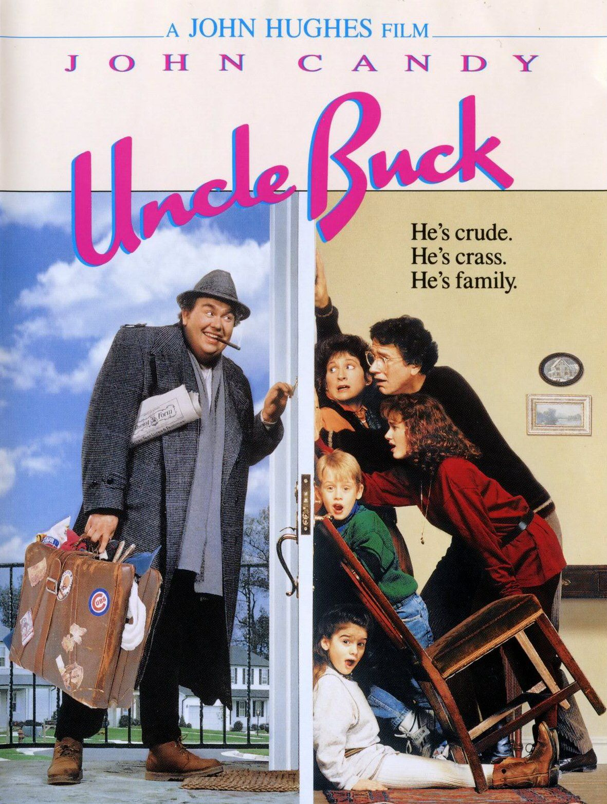 Uncle Buck   DVD Collection   Pinterest
