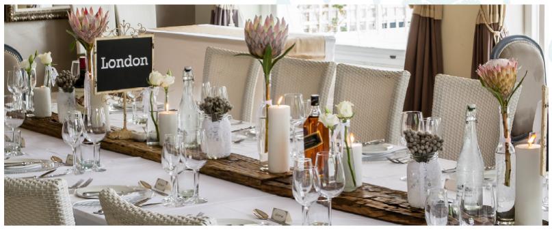 Table Decor Wedding Ideas Pinterest