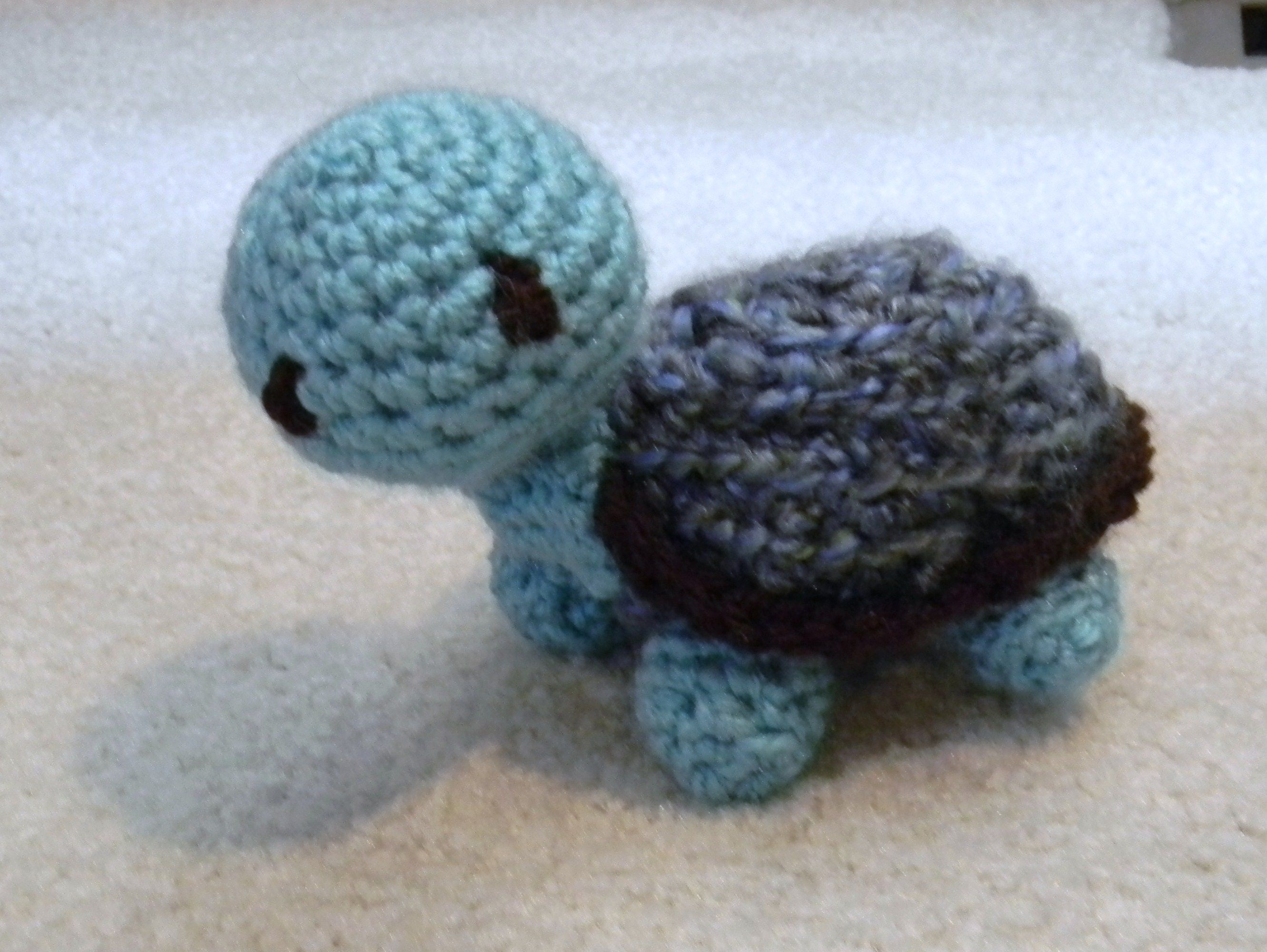 crochet turtle | In My Spare Time :) | Pinterest