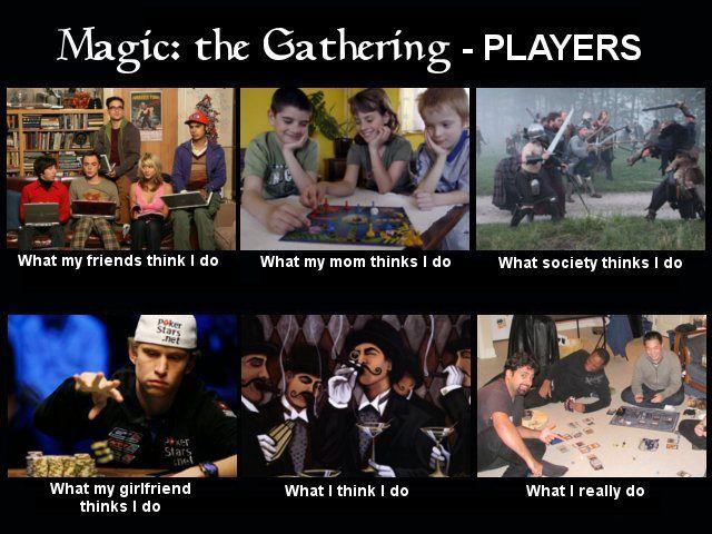magic the gathering meme | comics/memes | Pinterest