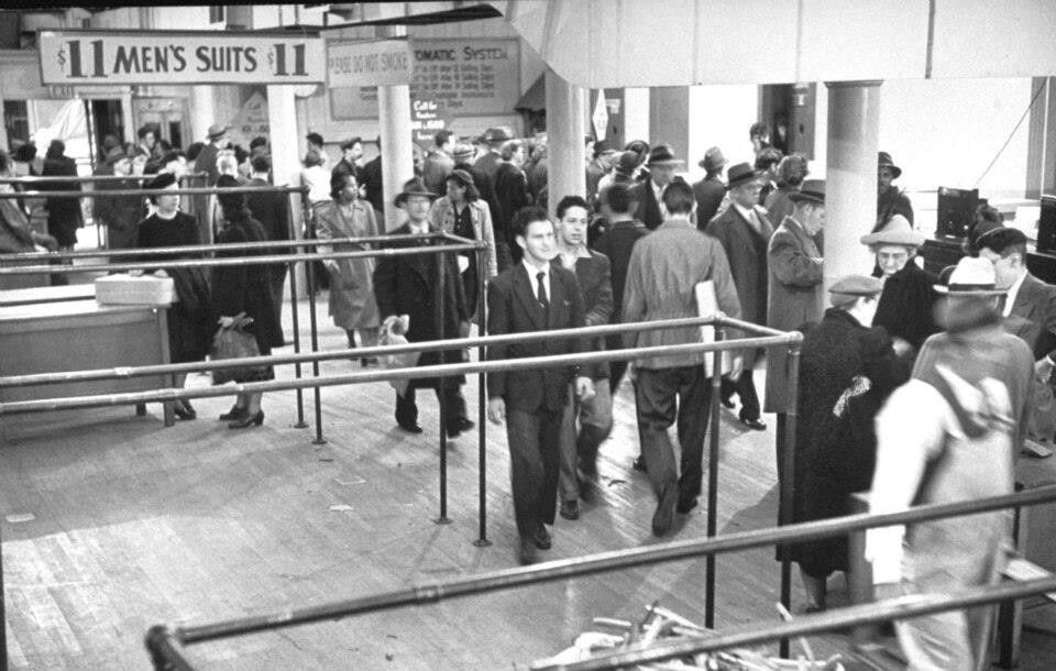 filenes basement boston history pinterest