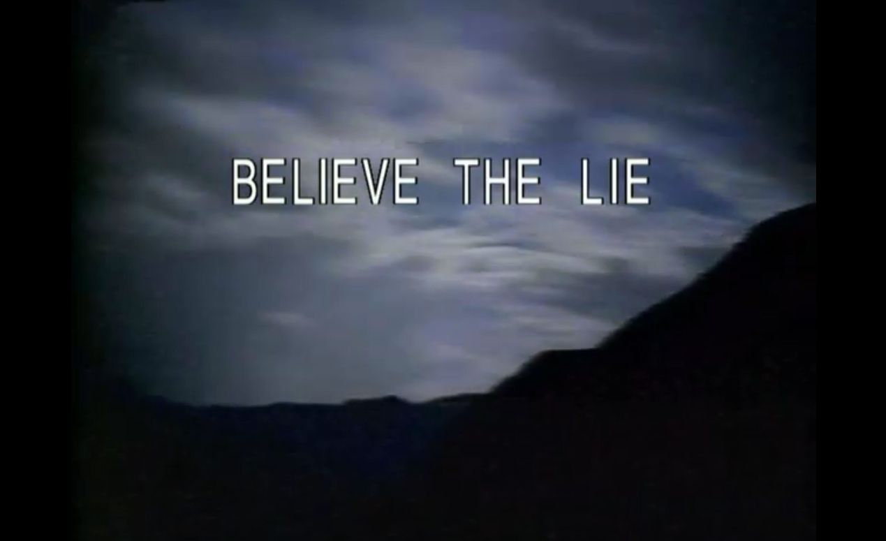 X-Files - Believe The ...
