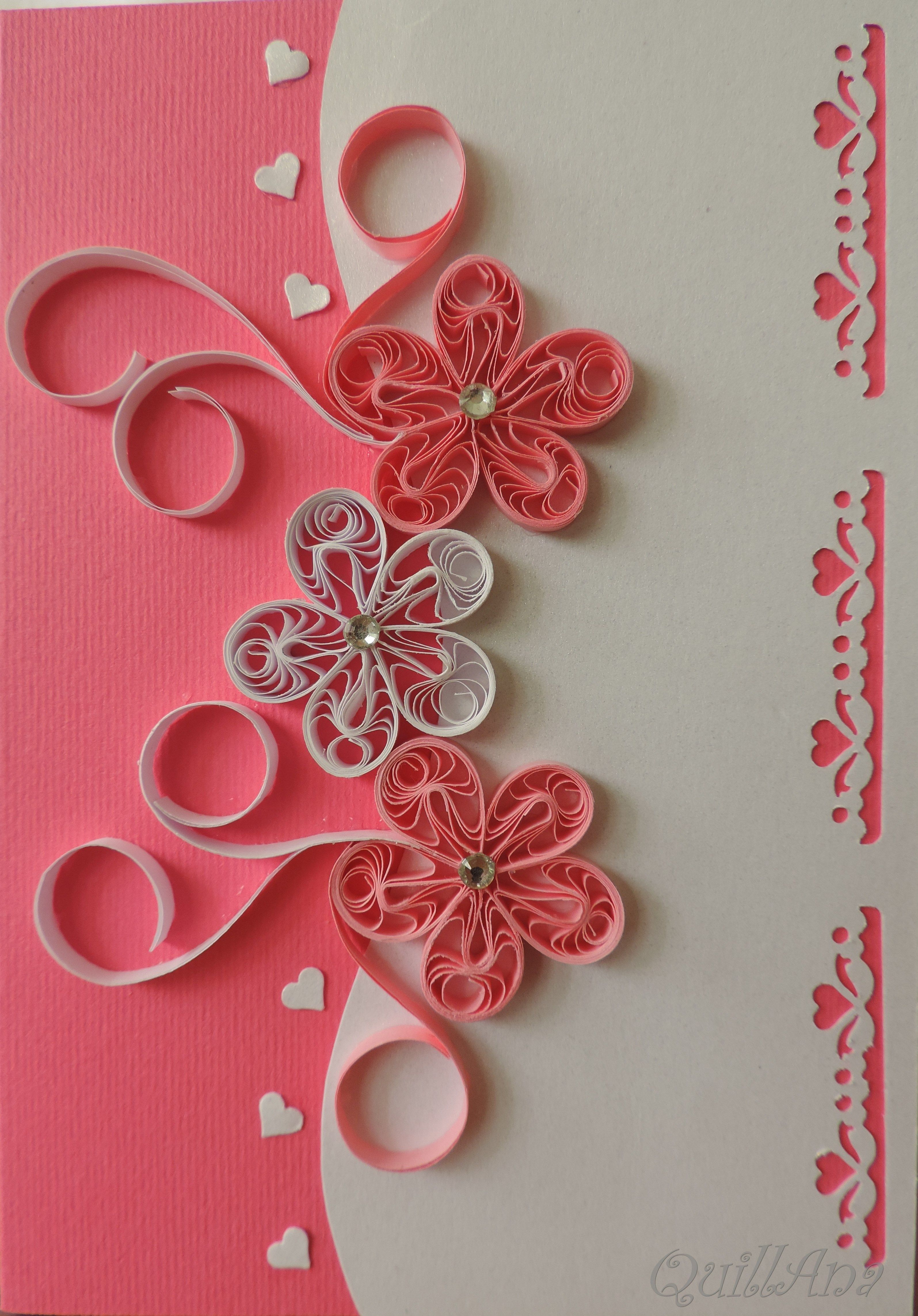 Love this crafts quilling pinterest for Quilling craft ideas
