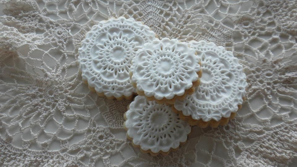 Lace Cookies | Sweet Desserts | Pinterest