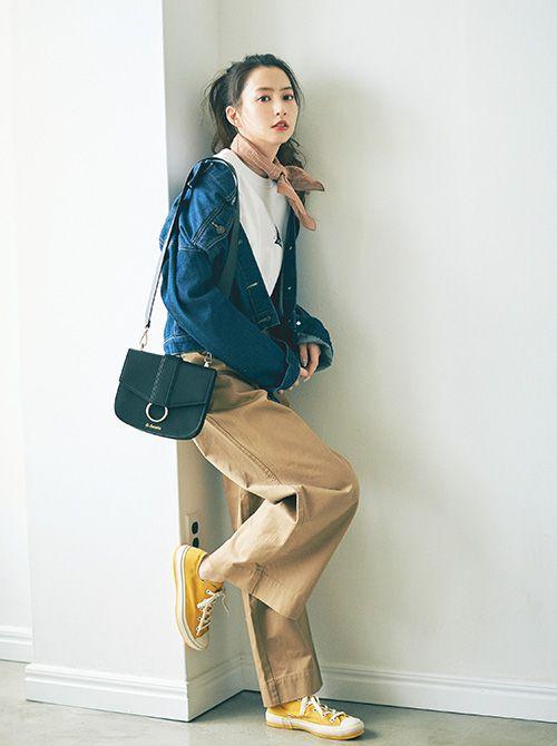 ファッション 春 コーデ レディース 2019