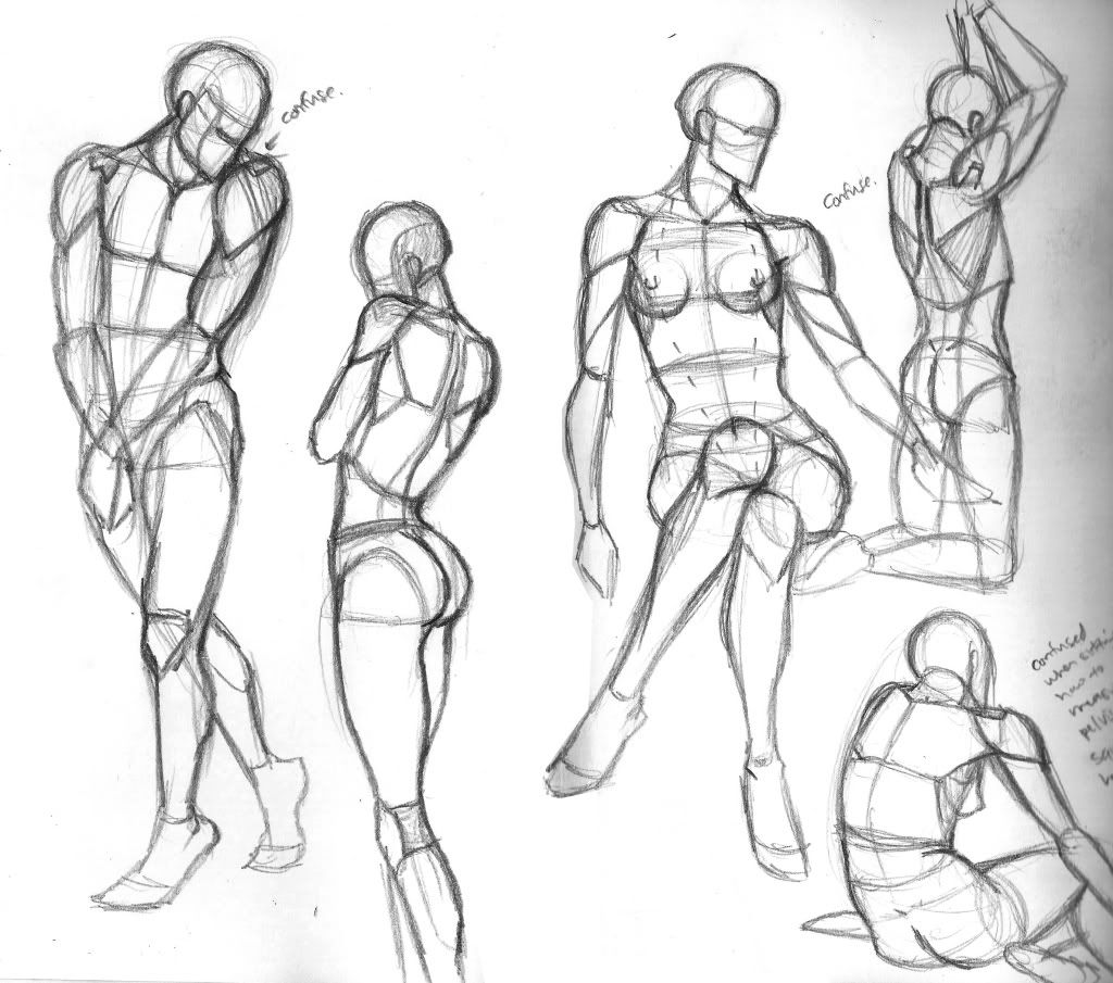 figure drawing ebooks how to draw people - HD1024×905
