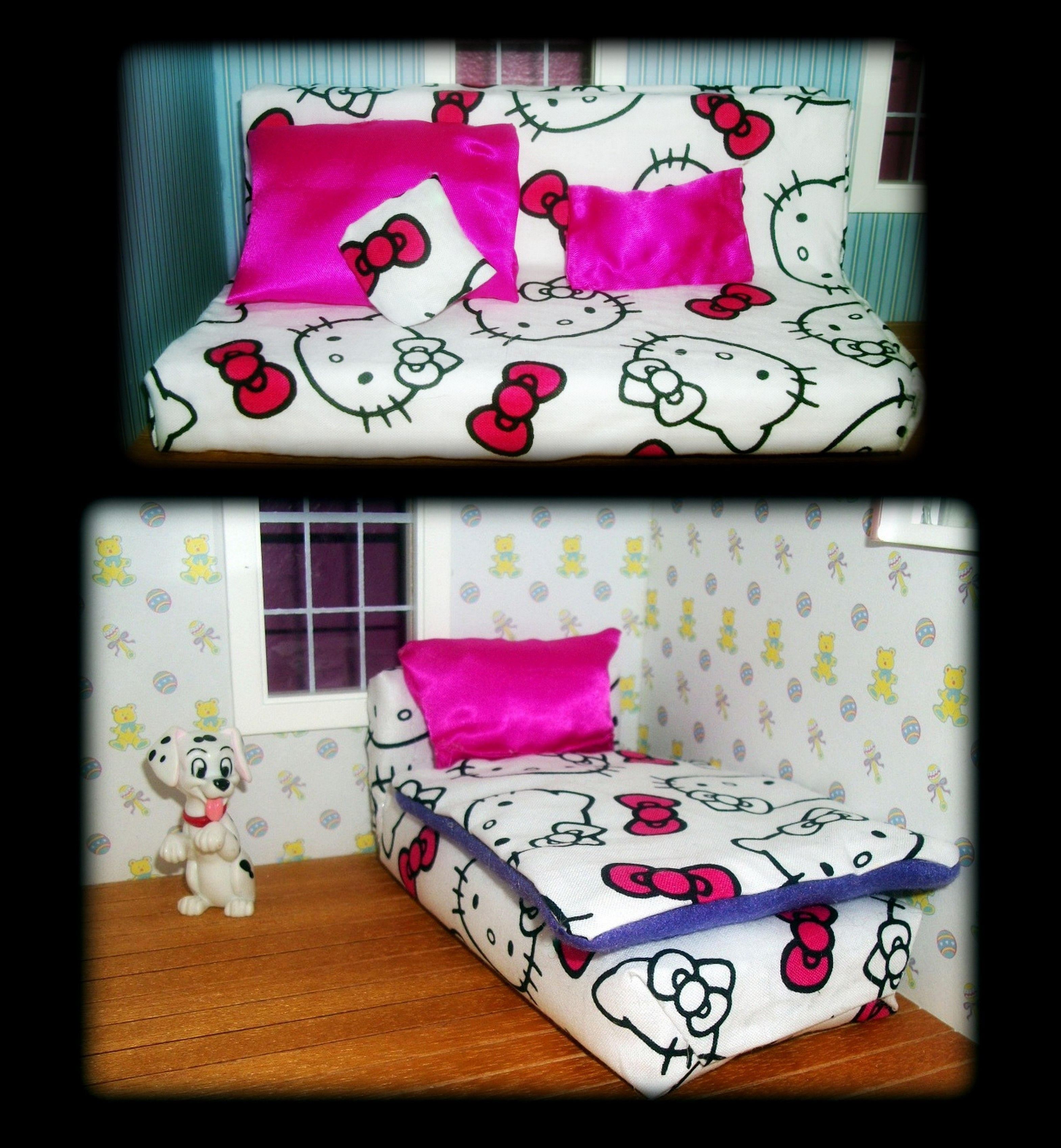 Hello Kitty Doll House Furniture | Things I Made ...