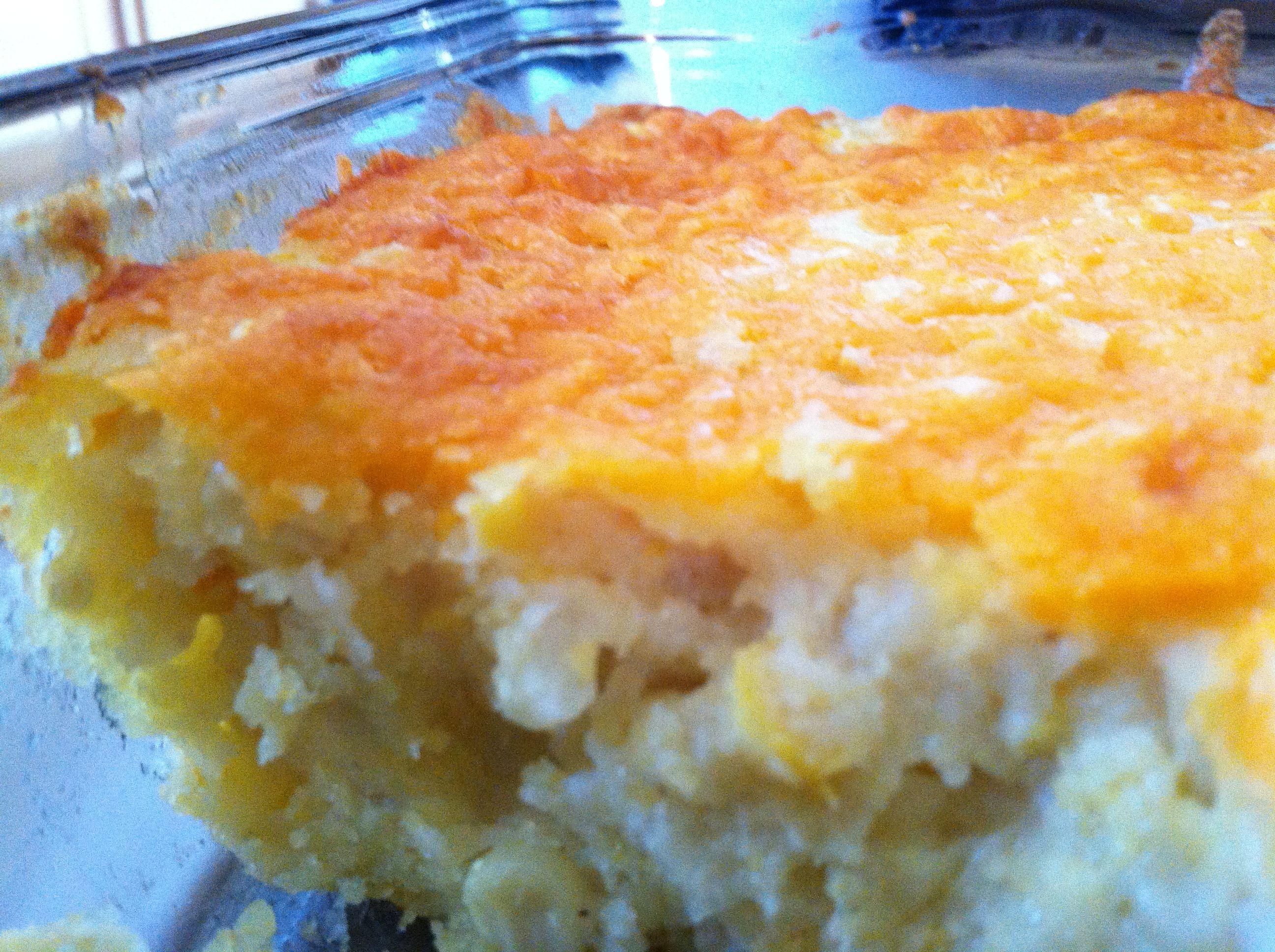 Corn Bread Pudding | Recipes | Pinterest