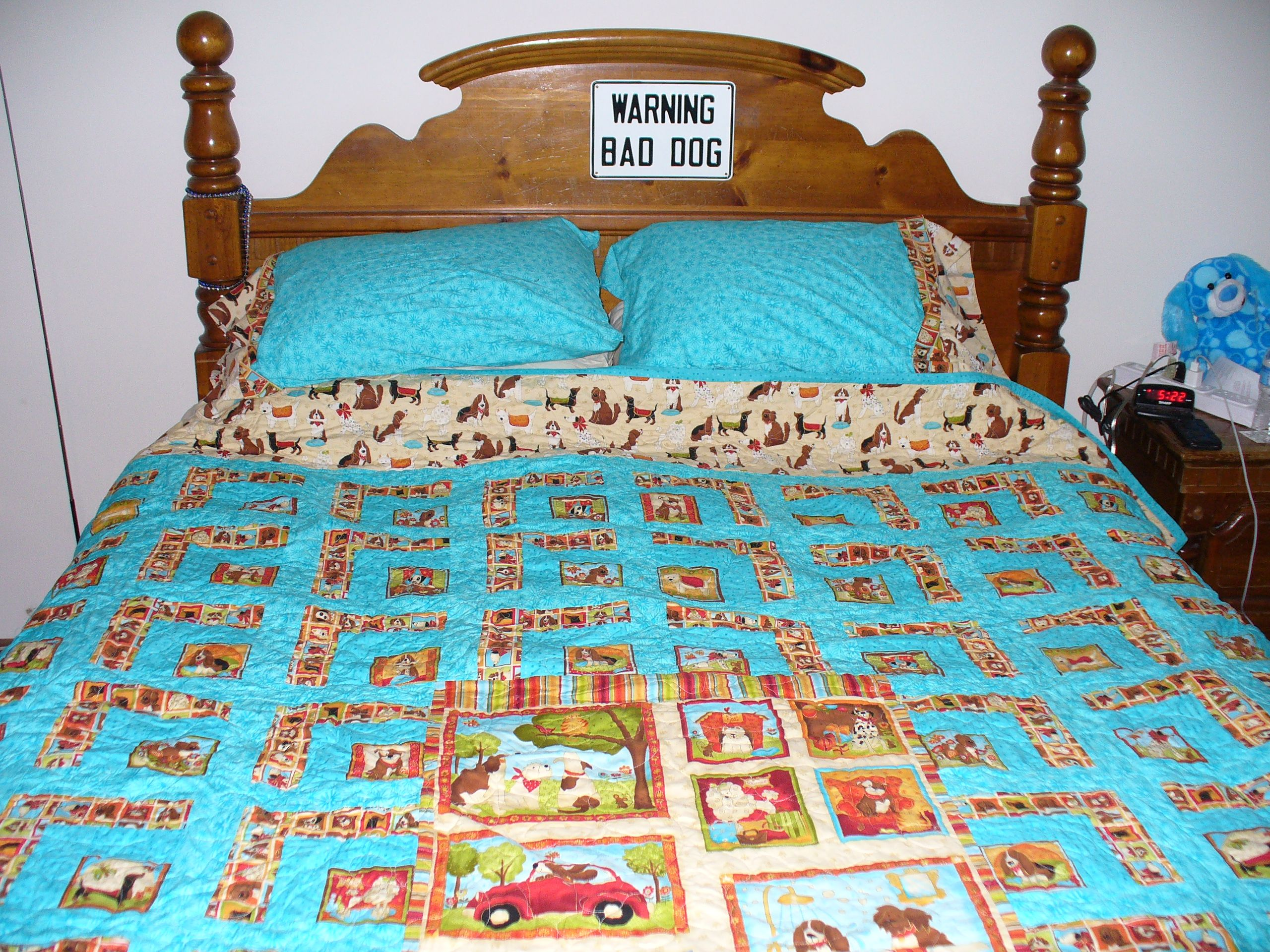 Marvelous photograph of Colorful dog quilt log cabin style Quilt Cat & Dog Pinterest with #1F99AC color and 2560x1920 pixels