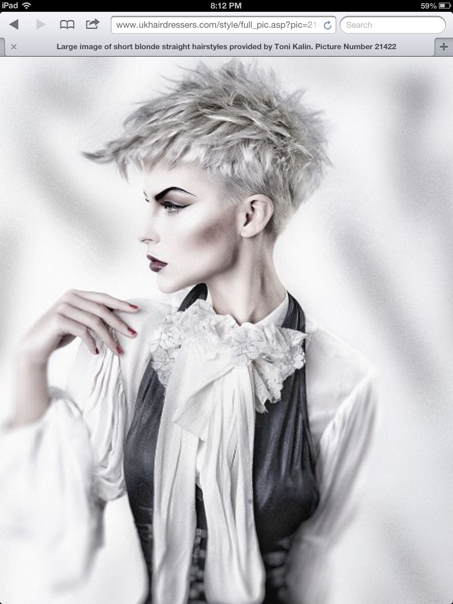 Very short | Great short edgy haircuts & styles | Pinterest