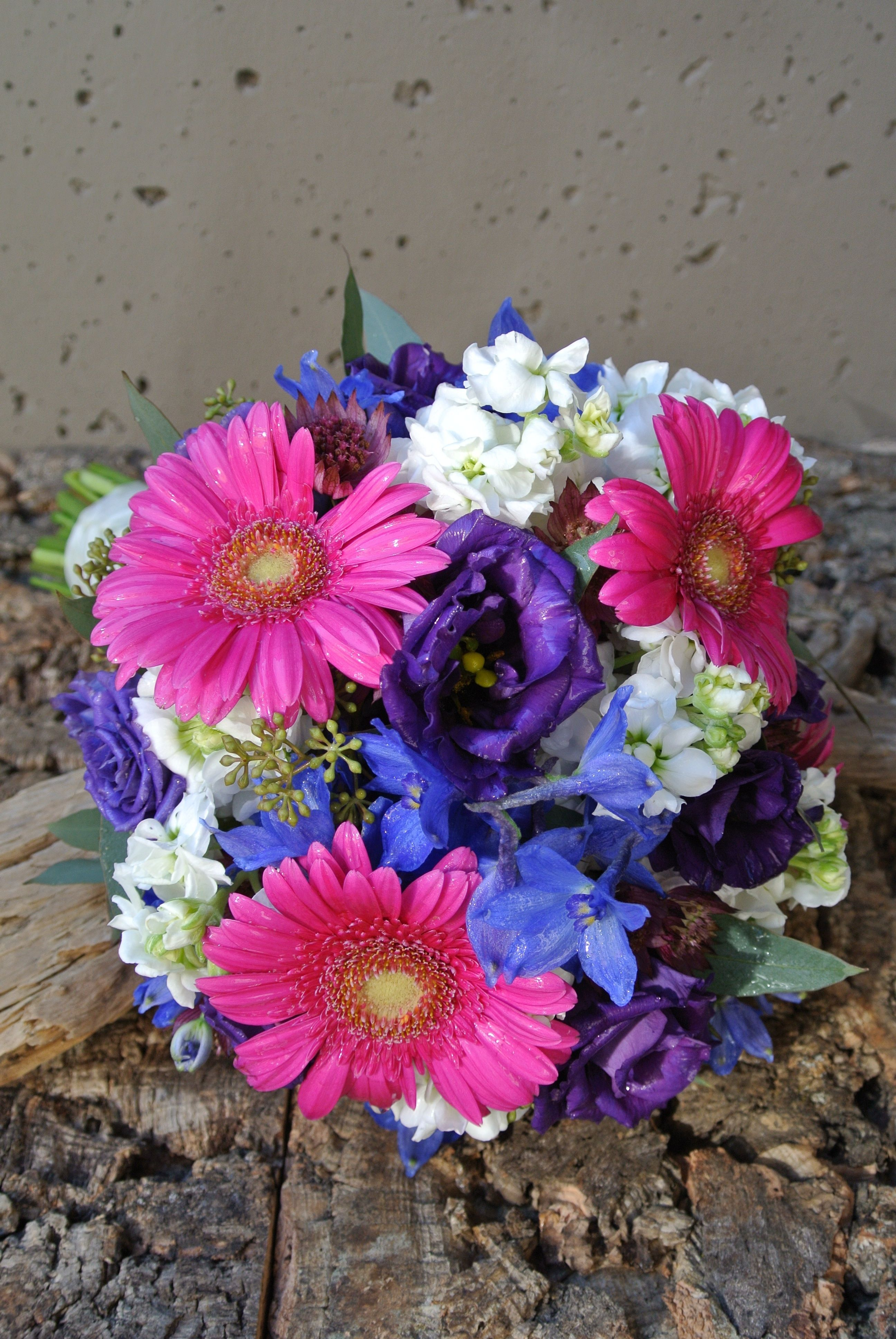 Wedding Bouquets That Are Not Flowers : Pin by banff flowers on forget me not wedding