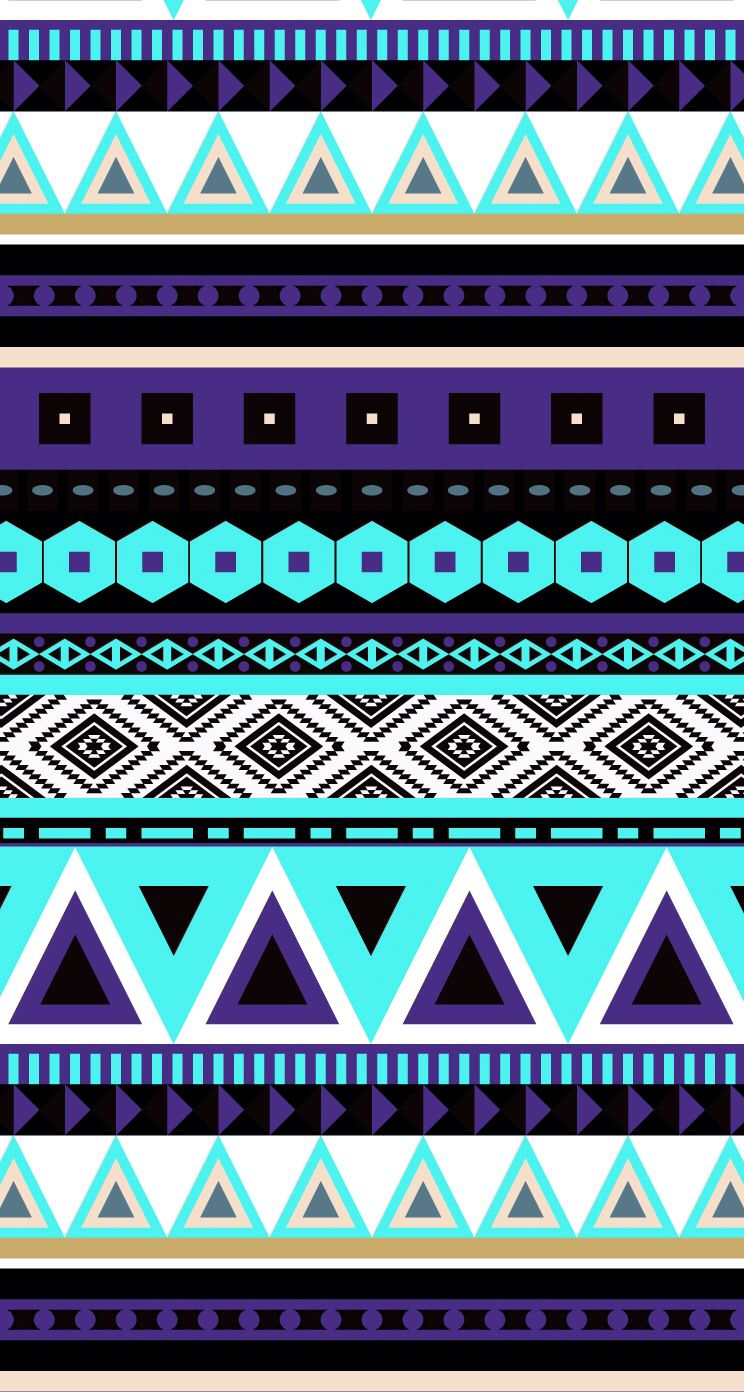 Tribal Pattern Computer Wallpaper