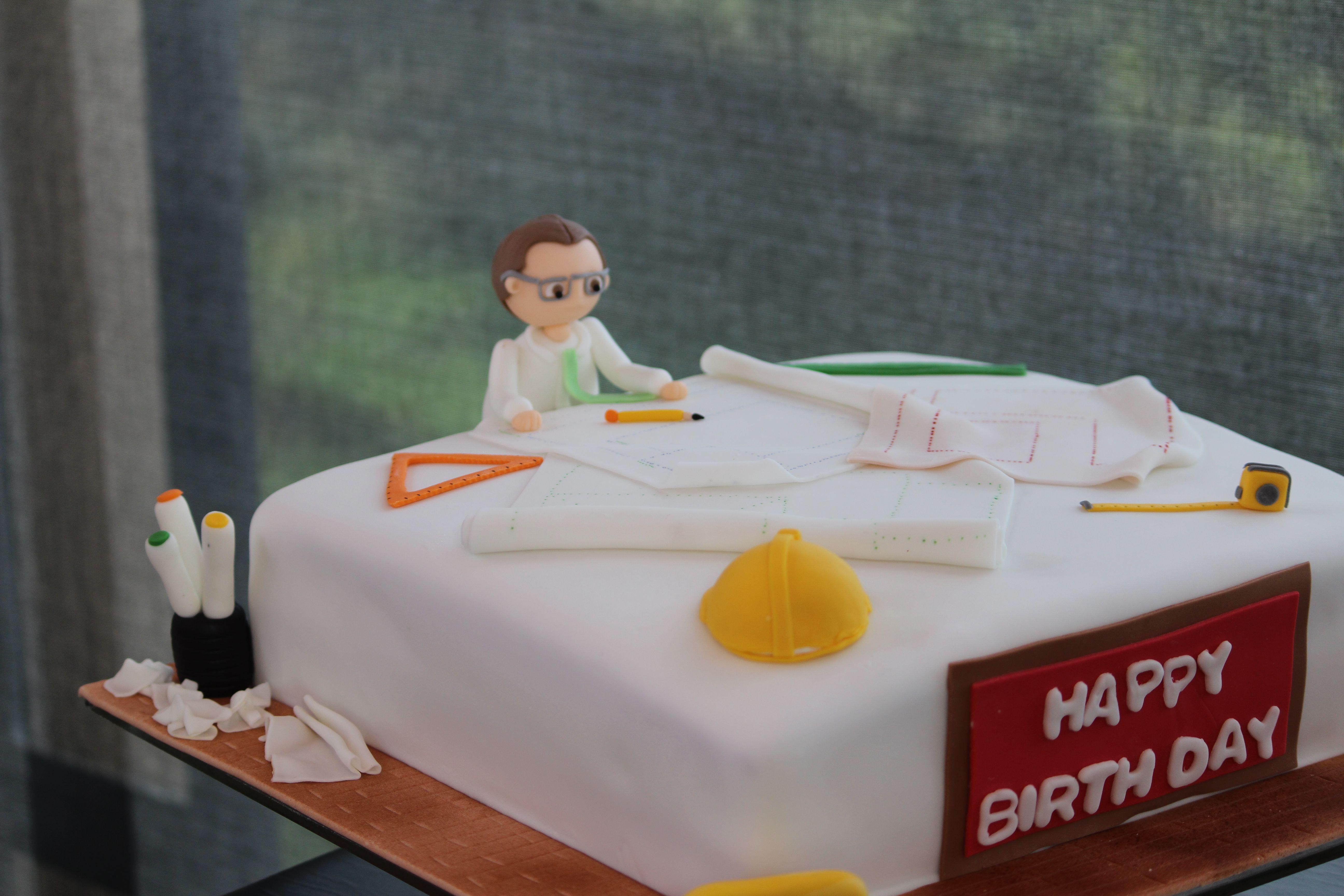 Cake Design For Civil Engineer : Engineer Cake Mocka - Arte en Az?car Pinterest