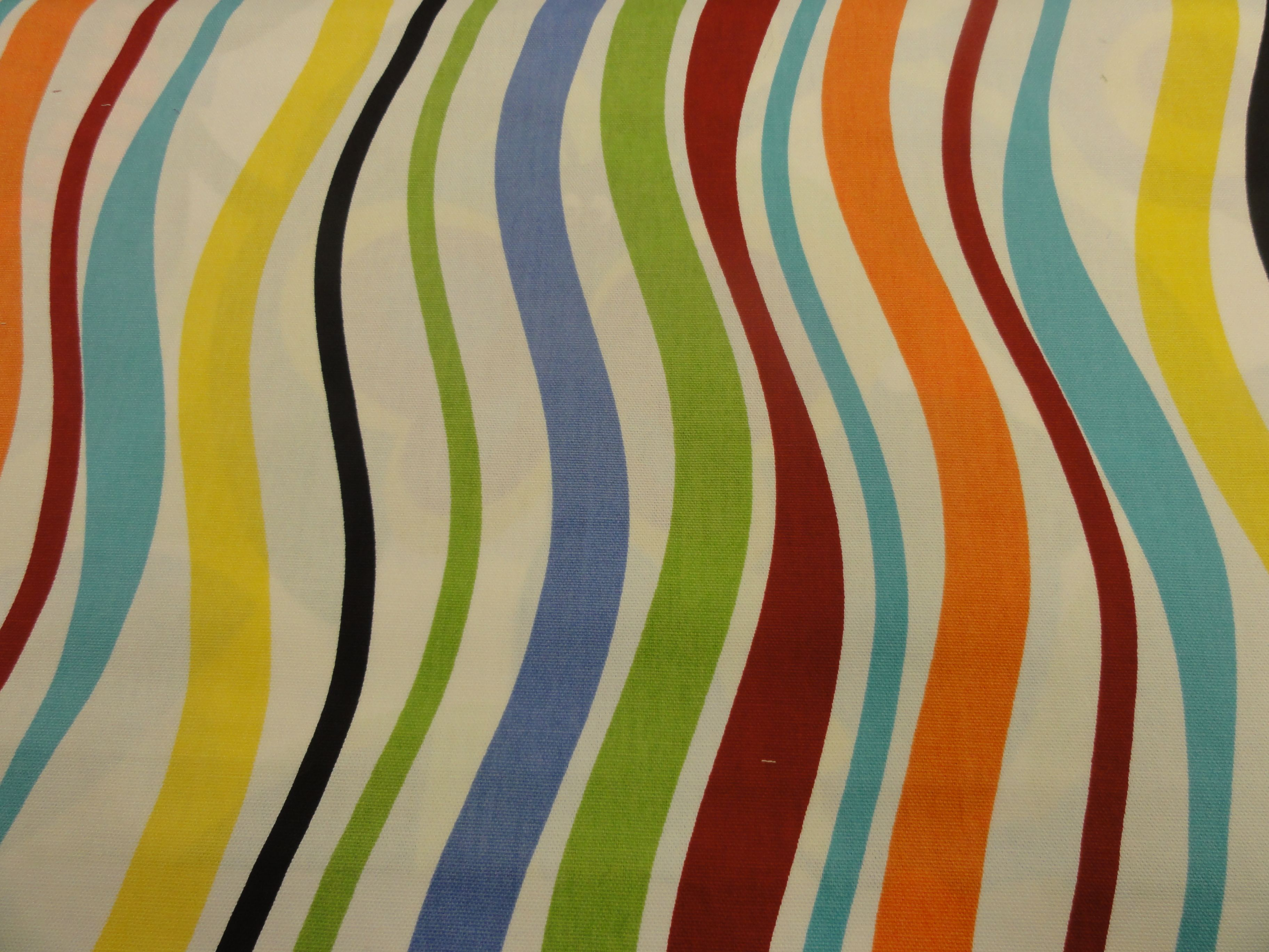 Wavy Stripes Nursery Fabrics Pinterest