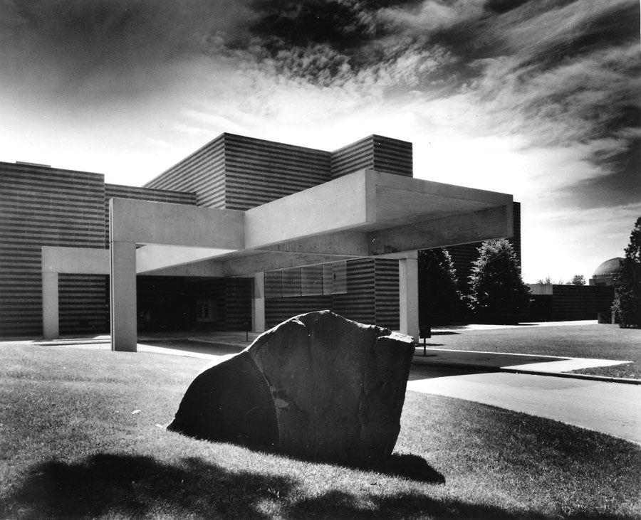 Cleveland museum of art marcel breuer architecture pinterest - Marcel breuer architecture ...