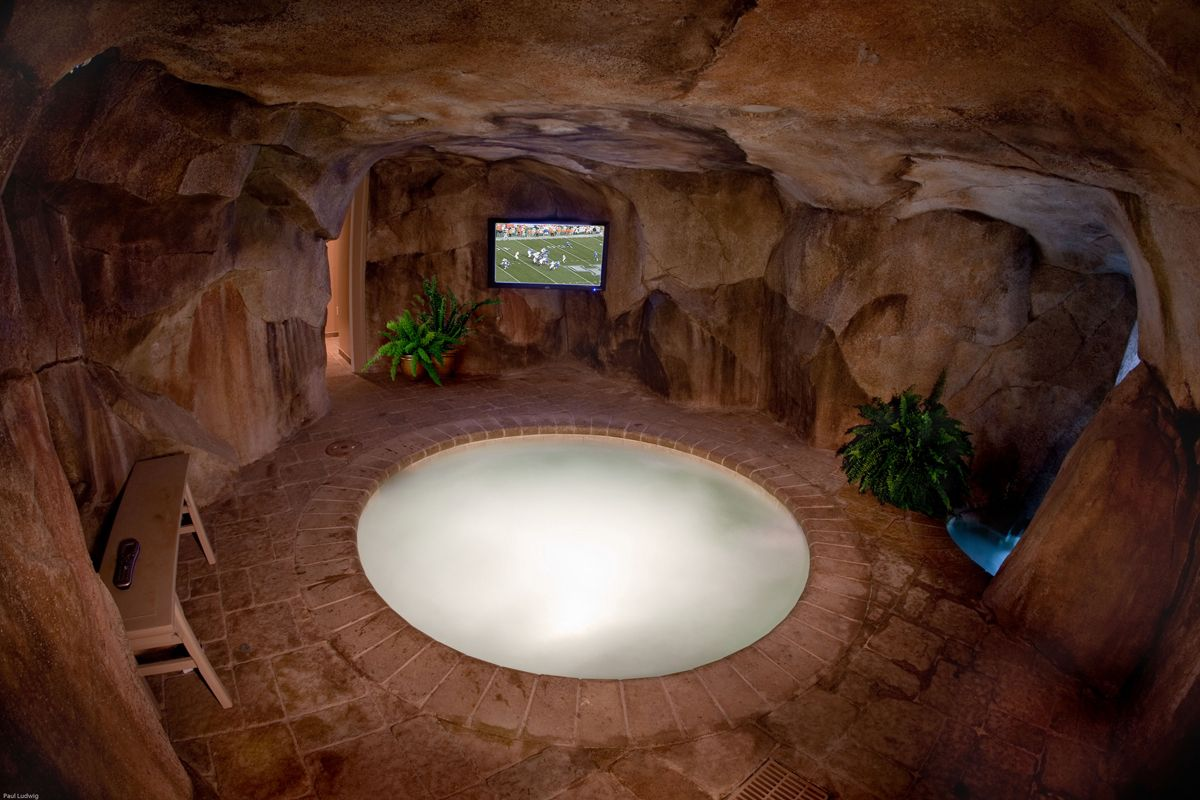 Love This Hot Tub Ideas For The Home Pinterest