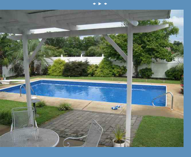 Share for Pool garden nice