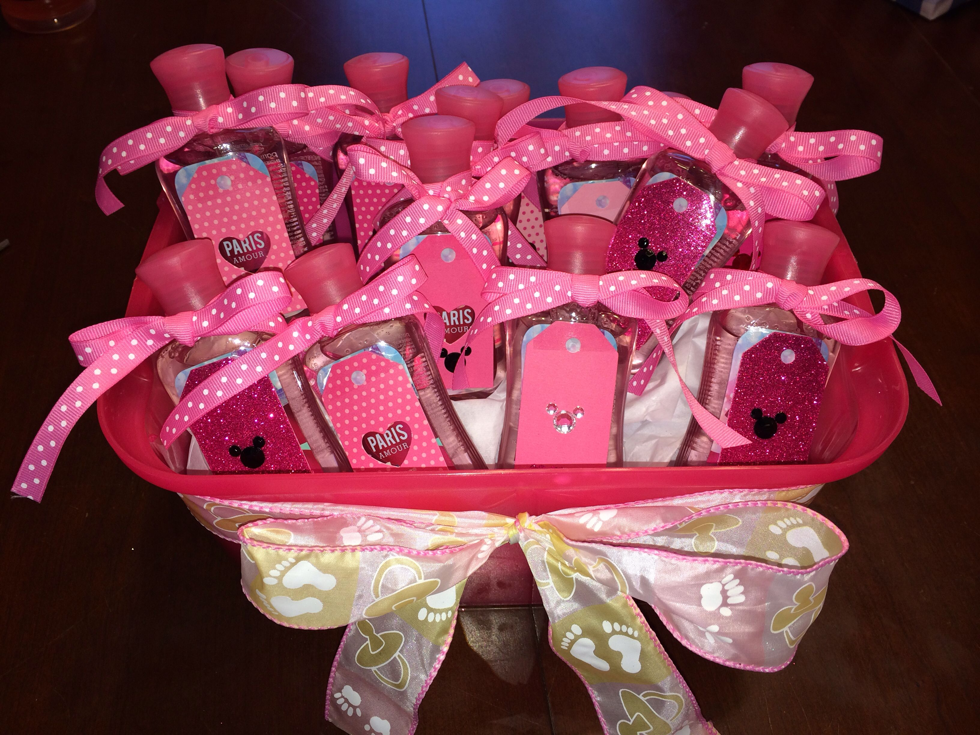 minnie mouse inspired baby shower favors baby shower ideas pinter