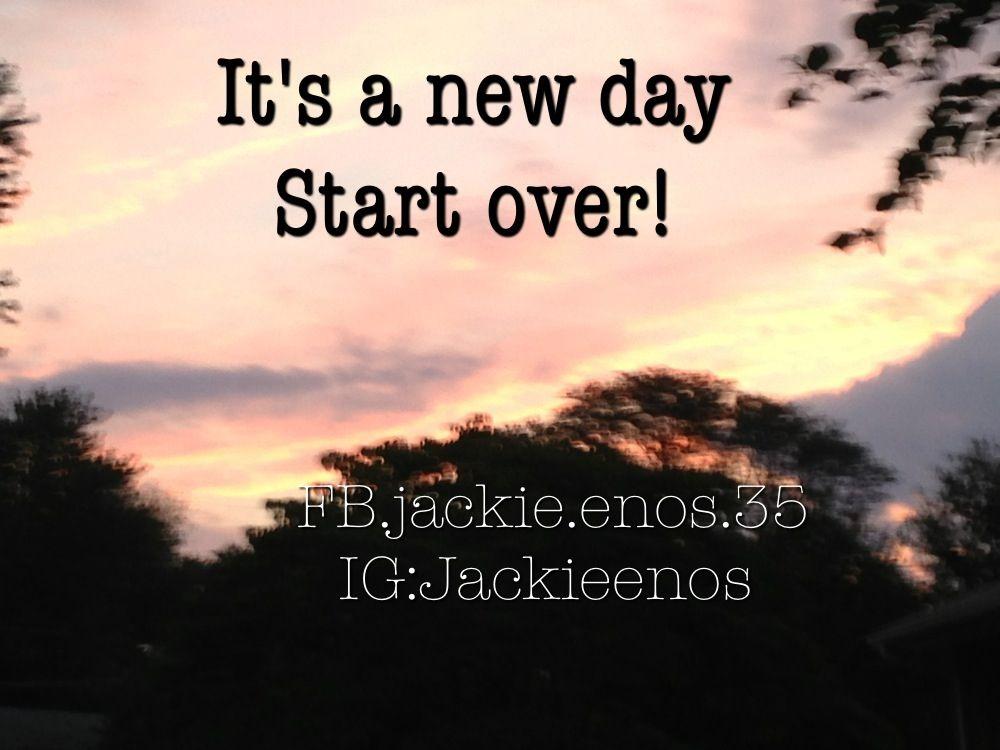 begin again fresh start motivational inspiring quotes or