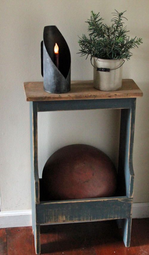 Cute Stand Primitive Furniture Pinterest