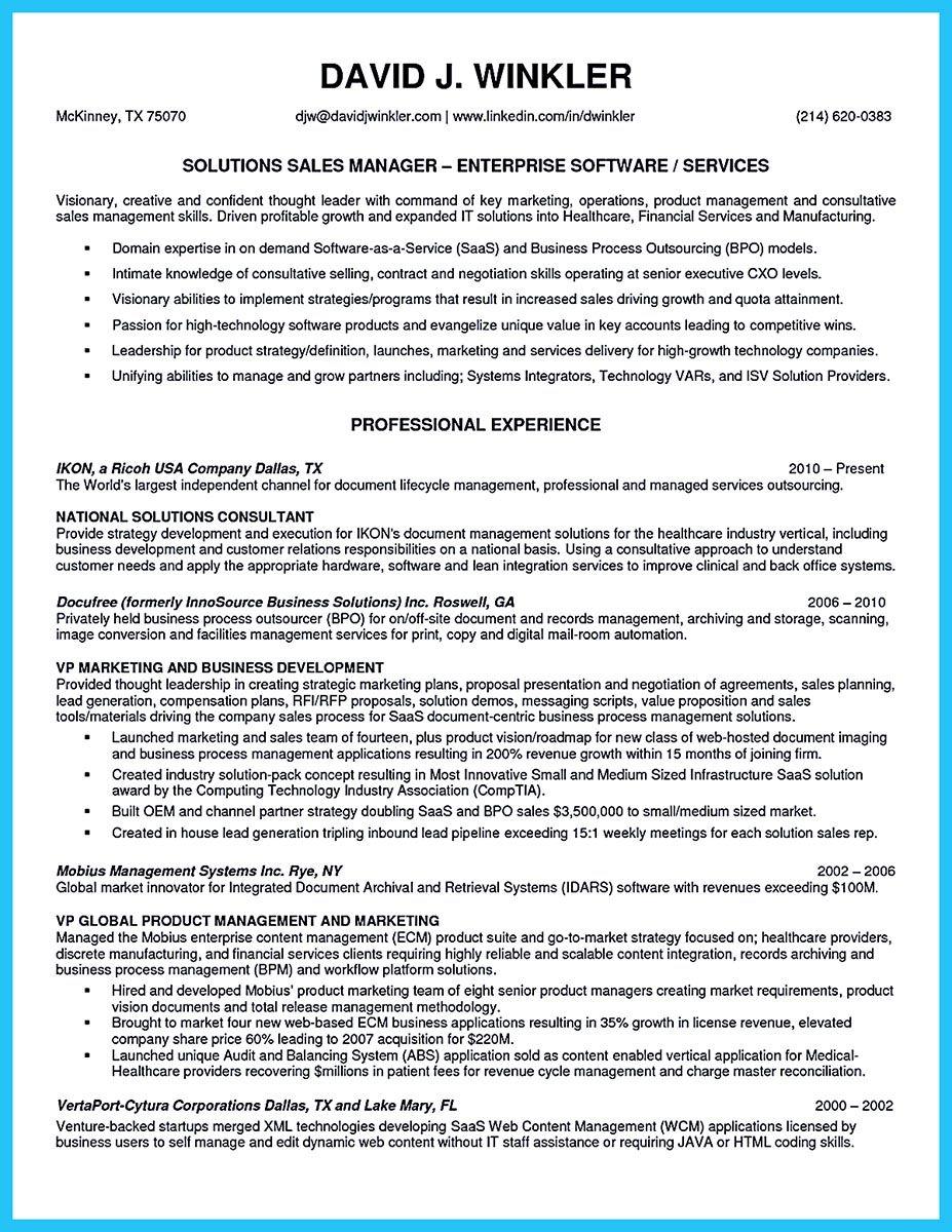 Used car salesman resume sample