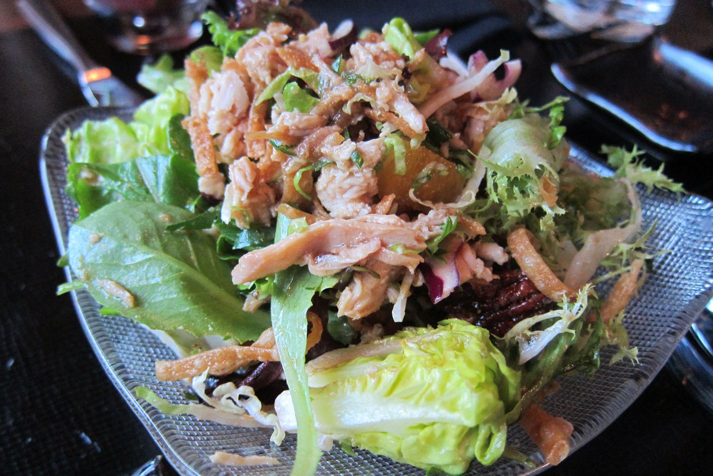 ... sesame ginger soy sesame ginger soy curls with napa cabbage salad