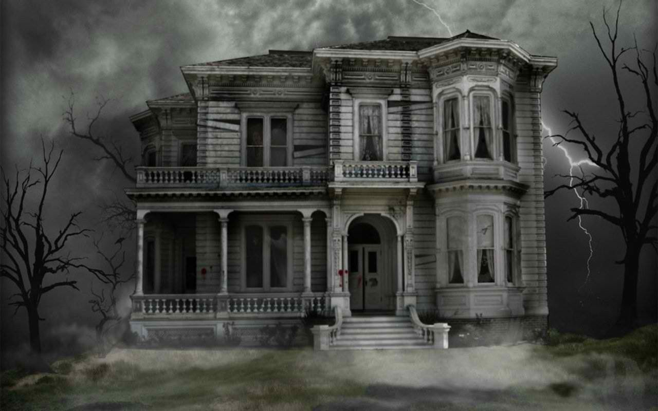 Haunted house abandoned pinterest for Pinterest haunted house