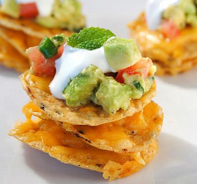 Individual nacho bites?! | YuMmY YuMmY | Pinterest