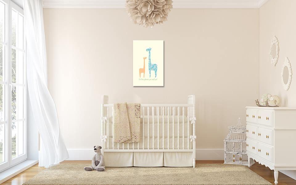 Simple elegant baby room baby pinterest - Simple baby room ...