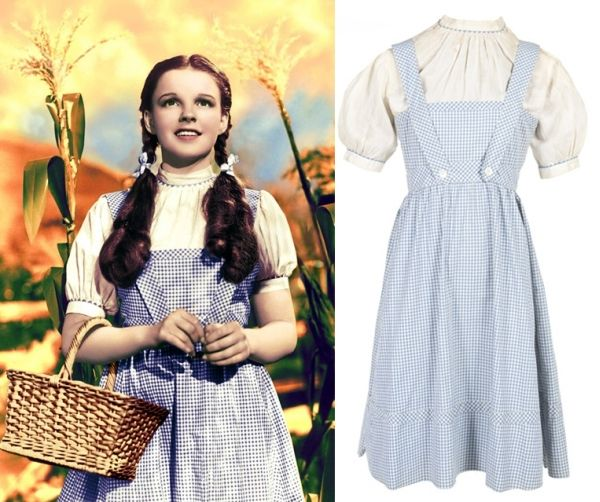 Judy Garland's Wizard Of Oz Dress Sells For Record-Breaking Amount