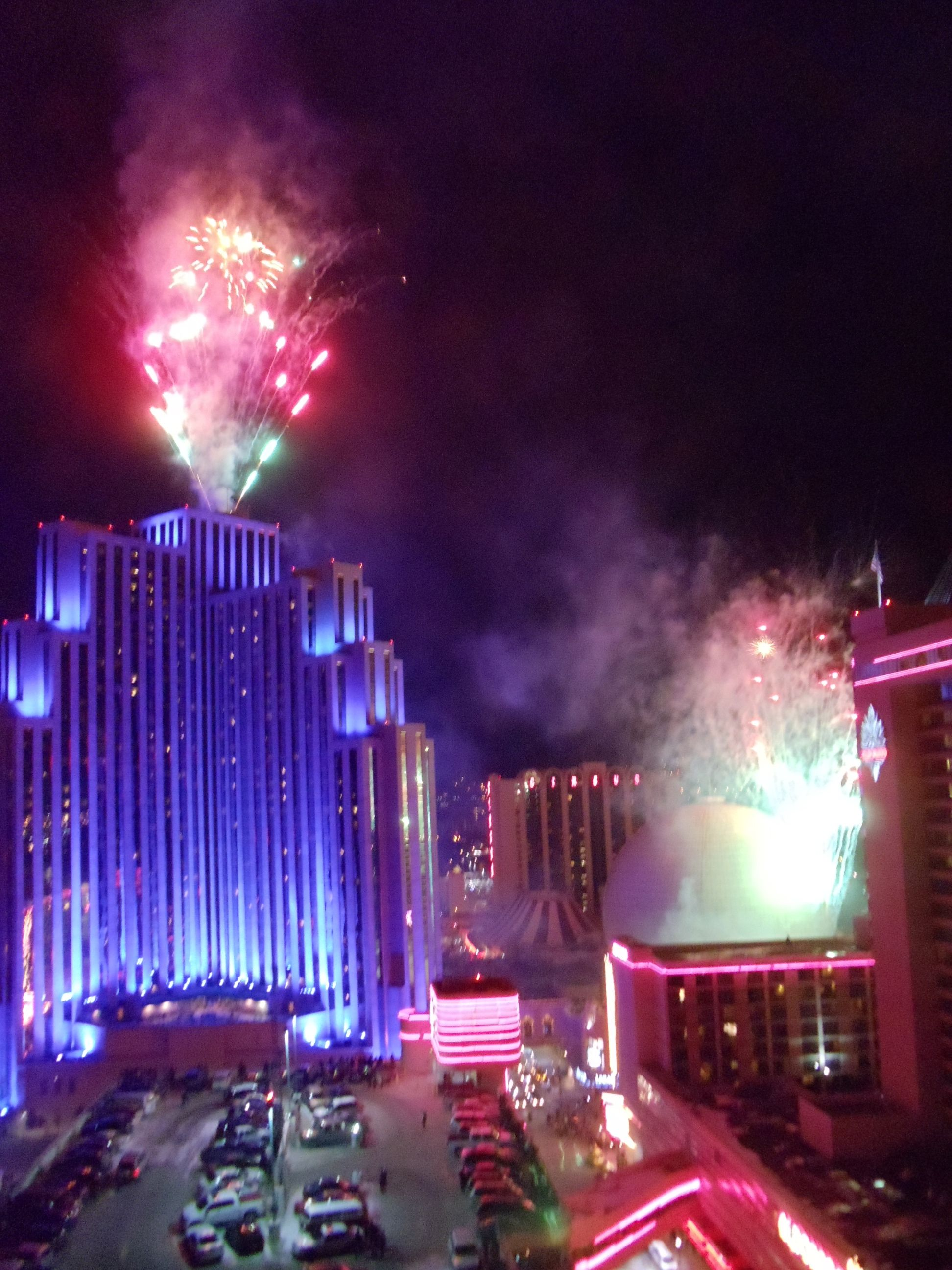reno fireworks july 4th 2012 time