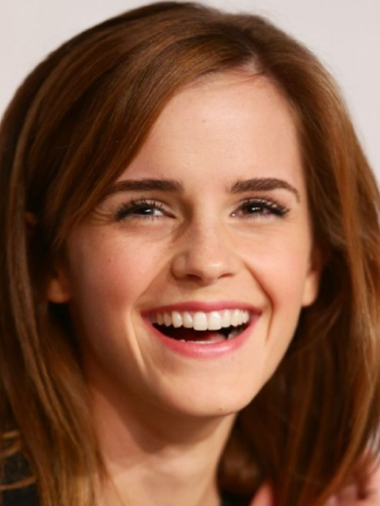 Emma watson smile beauty inspiration pinterest
