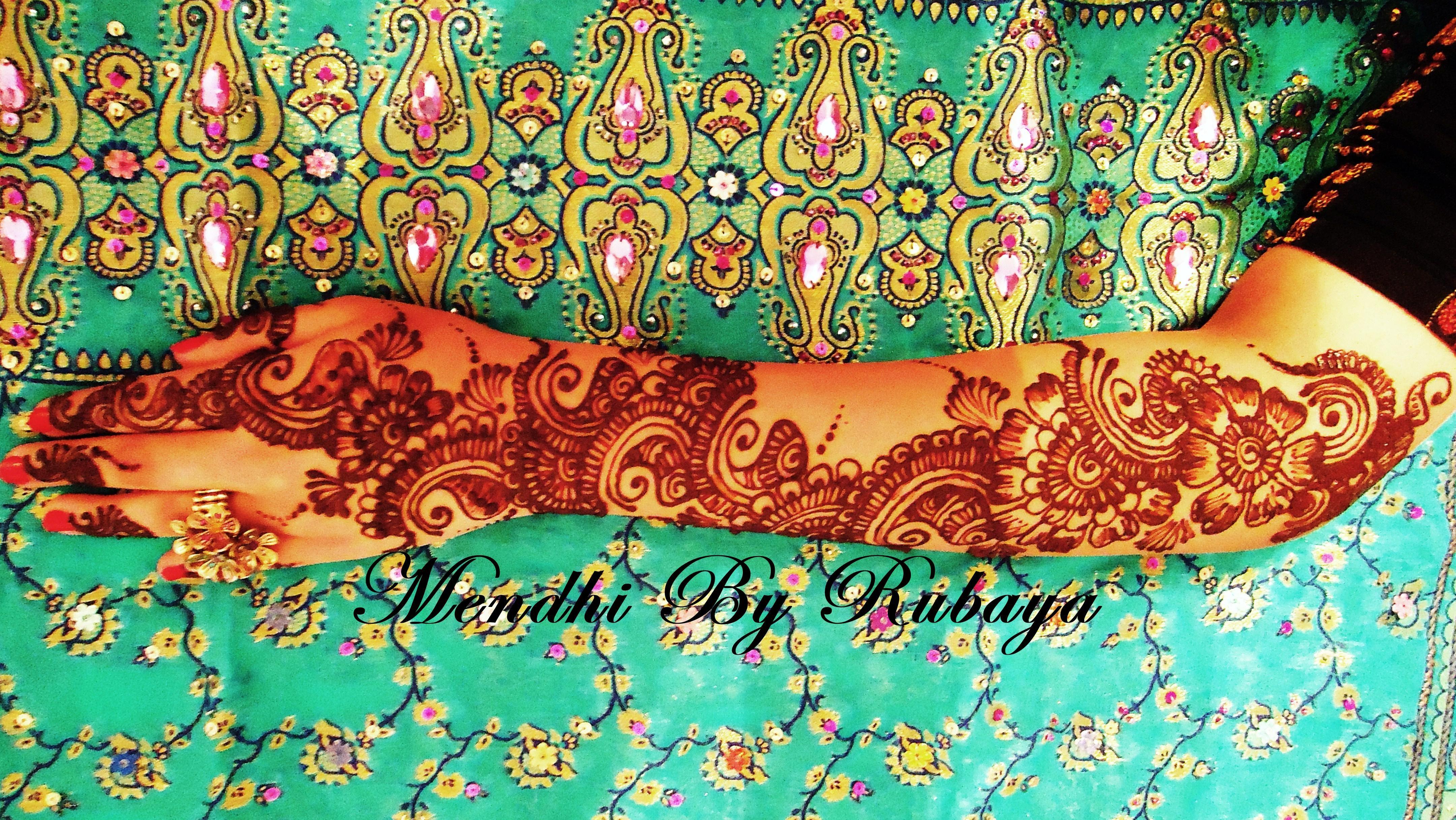 Pin By Rubaya Mendhi On Mehndi By Rubaya  Pinterest