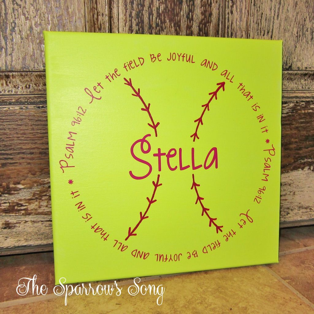 Pin by carley tysinger on cute crafts pinterest for Softball poster ideas